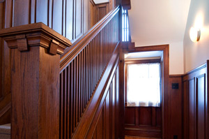 Stairway and Main Hallway 3