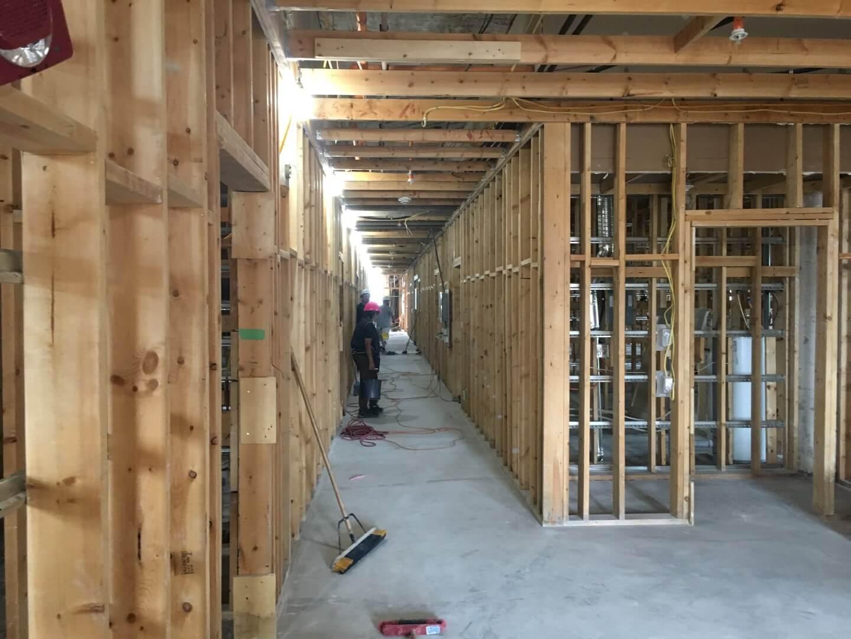 Multi-Level Residential Complex Restoration 12