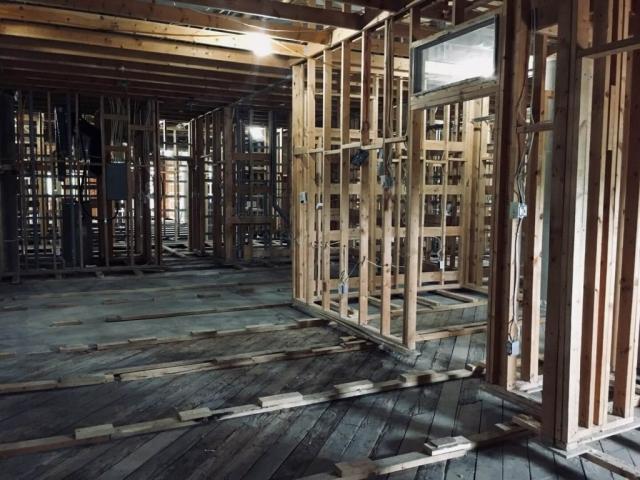 Multi-Level Residential Complex Restoration 21