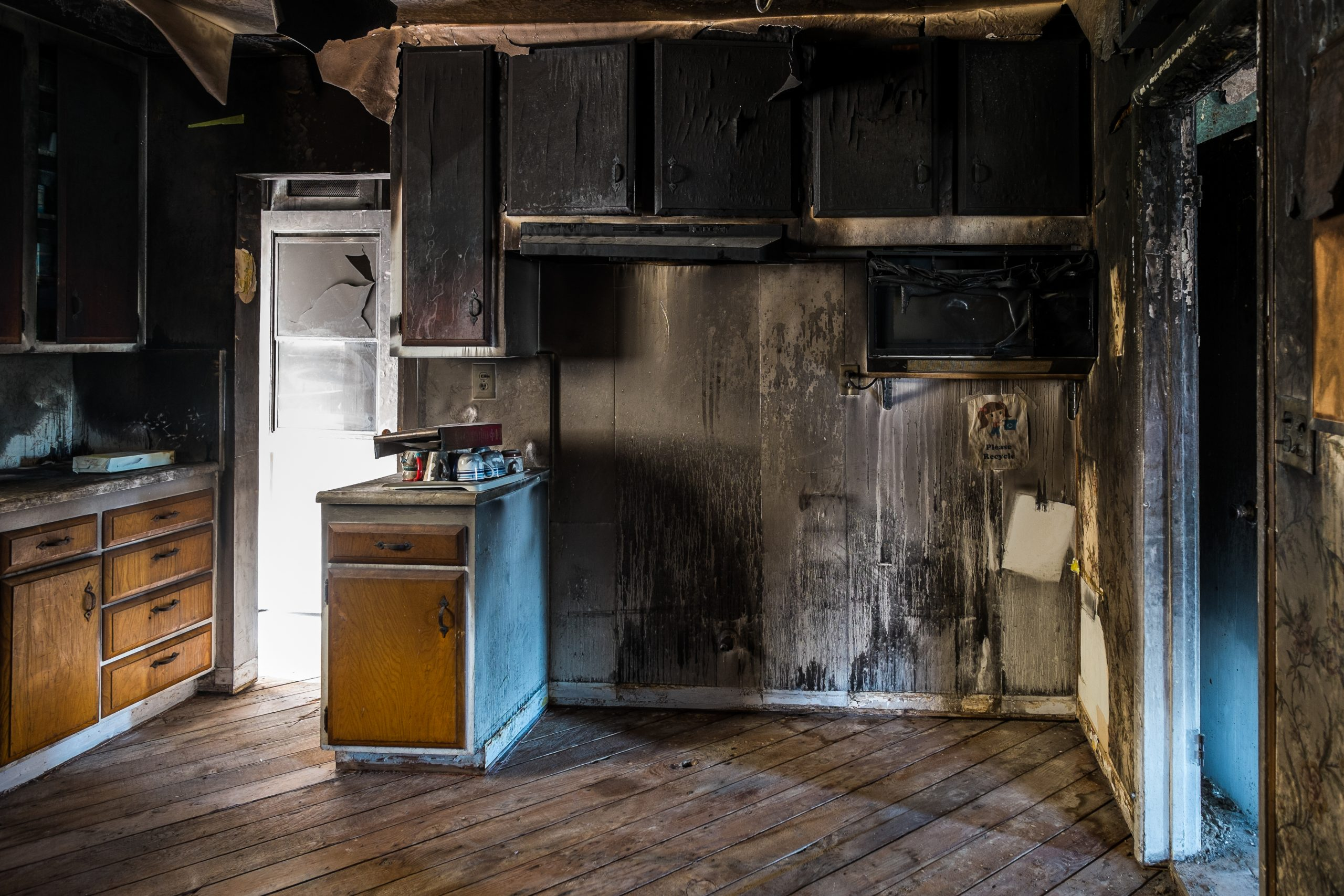 Fire & Smoke Damage Restoration Service in Manitoba